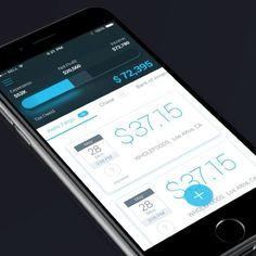 #Finance App by Nikolay Apostol #interface #mobile #design #application #ui #ux #webdesign #concept #userinterface #userexperience #inspiration #materialdesign #instaart #creative #dribbble #digitalart #behance #appdesign #sketch #designer #web #userflow #wireframe