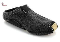 HAFLINGER pocahontas - Gris - Anthracite, 41 - Chaussures haflinger (*Partner-Link)