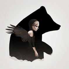 Times of need by Ruben Ireland, via Behance