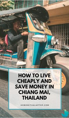 Living in Chiang Mai, Thailand is already cheap enough but you can live way cheaper if you're conscious. Here are 20 ways to save more money while living in Chang Mai Group Travel, Work Travel, Asia Travel, Family Travel, Travel Advice, Travel Guides, Travel Tips, Budget Travel, Travel Destinations
