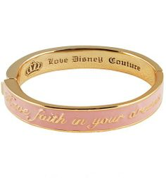 Have faith in your dreams... xoxo    http://www.truffleshuffle.co.uk/store/brands-disney-couture-m-47.html?keywords=faith+