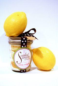 Sweet Lemon Cake by SealedSweets on Etsy, $28.00