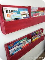clever book shelves