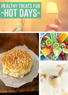 Easy yet delicious summertime recipes that your whole family will enjoy to beat the heat!