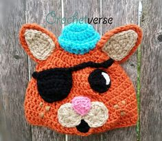 Free Octonauts Inspired Crochet Hat Pattern | Crochetverse