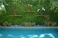 pool tropical landscaping ideas - Buscar con Google