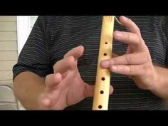 """Rocky Top,"" for a 5 Hole Flute, How to Play on the Native American Flute"