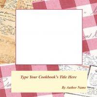 family cookbook covers   Family Cookbook   Pinterest   Cookbook ideas