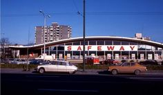 Safeway at 4th and Vine street in 1978.