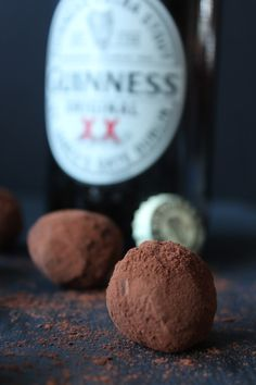 Guinness Chocolate Truffles