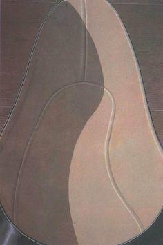 Domenico Gnoli, Inside a lady's shoe, 1969