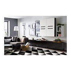 IKEA - SILLERUP, Rug, low pile, Durable, stain resistant and easy to care for since the rug is made of synthetic fibers.The thick pile dampens sound and provides a soft surface to walk on.