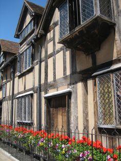Shakespeare's House- Stratford Upon Avon