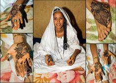 Ruki; Touareg bride, Burkina Faso