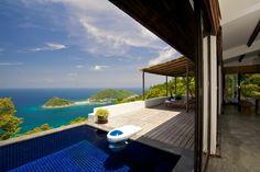 Casas del Sol Tropical Villas in Thailand