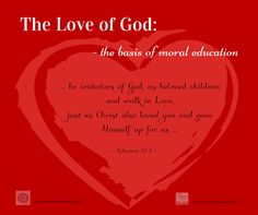 The Love of God – Christian Family Heritage