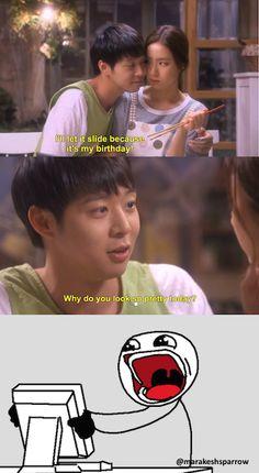 Yoochun is so cute on Sensory Couple!