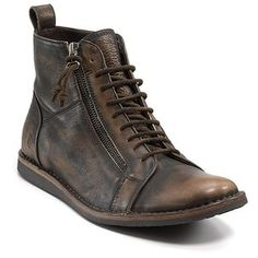 "John Varvatos Star USA ""Barrett"" Side Zip Boot"