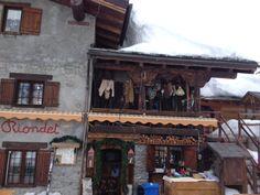 Lov-Eat Blog : Meritatissimo pranzetto al rifugio Lo Riondet sull...