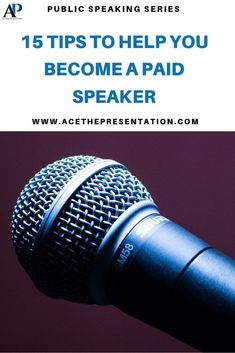 Are you setting your sights in becoming a paid speaker? Would you love to know some solid tips on how to go about becoming a paid speaker? Jump in and check out our latest article which goes into what skills, and actions you should be taking in order to become a paid speaker. #paidspeaker #professionalspeaker #becomingapaidspeaker #publicspeakingtips