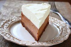 collecting memories: Milk Chocolate Cheesecake