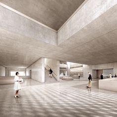 Galería de Staab Architekten presenta su diseño de planificación para el Centro Histórico de Colonia - 3