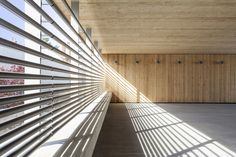 Escola Primária J.Jaurès II / YOONSEUX Architectes
