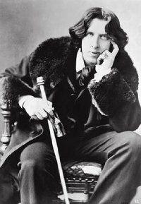 Celebrating Oscar Wilde's birthday by sharing