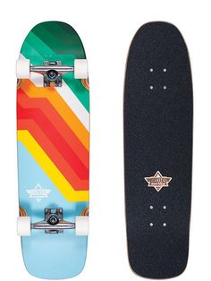"Dusters Grind Ziggy 30.75"" Cruiser Skateboard"