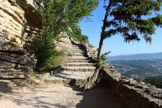 Saignon village perché du Luberon Provence