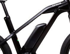 GRACE URBAN MX2 E-Bike by IAN GALVIN, via Behance