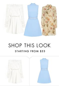 """es"" by ulu-ulu-ulu on Polyvore featuring мода, New Look и Exclusive for Intermix"