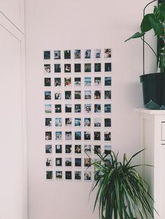 Instax wall