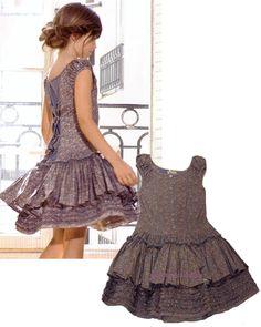 Little girls fashion - Eliane et Lena
