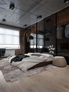 Incroyable 45 Classic Men Bedroom Ideas And Designs