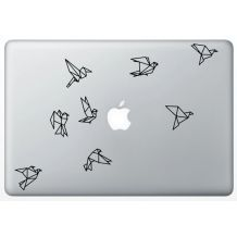 Stickers Bird Origami pour Mac                              …