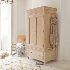 freestanding wardrobes Archives - Lish Concepts - Lish is more (Boho Boutique - . Wardrobe Furniture, Bedroom Wardrobe, Bedroom Furniture, Wooden Wardrobe Closet, Oak Wardrobe, Modern Wardrobe, Trendy Bedroom, Modern Bedroom, Wood Bedroom