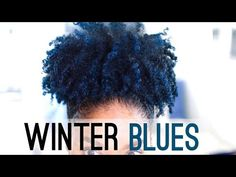 Hair Color 101: Vibrant & Moisturized Winter Hair - YouTube