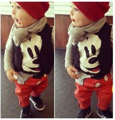 Cool and trendy clothes ideas for our little guys. #Fashion #Trusper #Tip