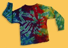 Tie Dye Jon - A High Standard of Dyeing.  The best tie dyes this side of the Mississippi.  Novato, CA