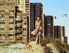 Molly Bair for Numéro - Seule Dans La Ville