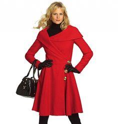 Patron de veste et manteau - Vogue 8465