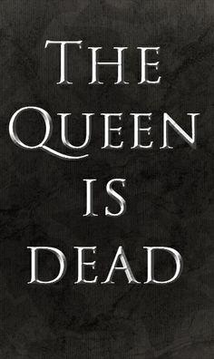 The Queen is dead (Recto ou verso) 2