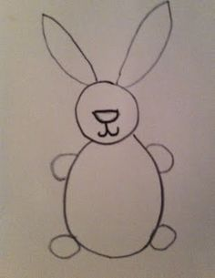 Learning to draw a rabbit