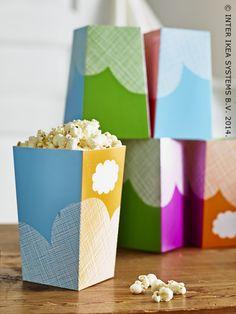 Creatief met papier! - IKEA FAMILY