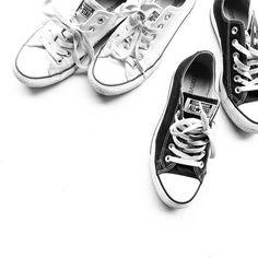 Converse. Flat lay via OVRSLO. #flatlay #converse #ovrslo