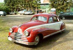 '38 Tatra T75 Linie Tousek