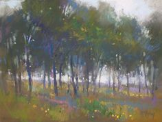 """Love these pastel techniques from Richard McKinley's """"Pastel Pointers"""" blog at…"""