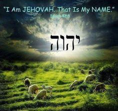 """Many religions teach that God's name is """"God"""" or """"Lord,"""" but those are not personal names. They are titles, just as """"king"""" and """"president"""" are titles. In the Bible, God has many descriptive titles, such as God Almighty, Sovereign Lord, Father, Most High, and Creator, but he also recorded in his Word his personal name, Jehovah."""