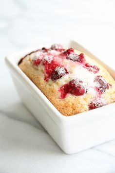 Easy cranberry bread recipe in just 5 minutes